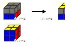 二阶魔方入门玩法教程(层先法)